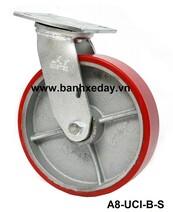 banh-xe-cong-nghiep-pu-loi-gang-cang-xoay-a8-uci-b-s